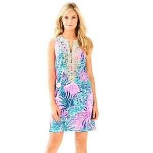 Lilly Pulitzer Dresses - Lilly Pulitzer Carlotta Shift Gypset Paradise